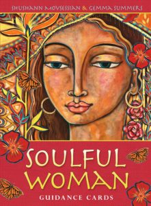 Soulful Woman Card Deck 2016 copy